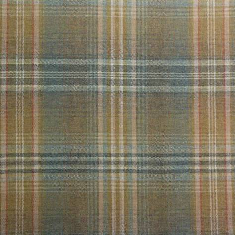 OUTLET SALES All Fabric Categories Chess Balmoral Fabric - Pasture - BAL008