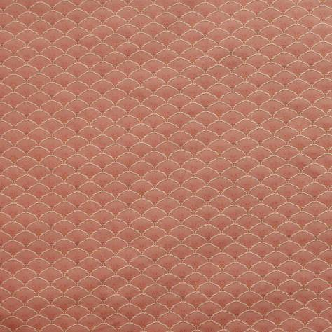 OUTLET SALES All Fabric Categories Coalsome Fabric - Coral - COA001
