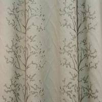 Casadeco Cocoon Tree Fabric - Chocolate
