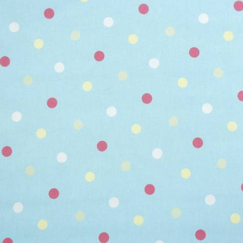 OUTLET SALES All Fabric Categories Confetti Fabric - Blue - CON001