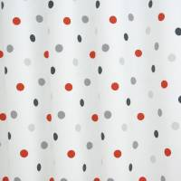 Confetti Fabric - White