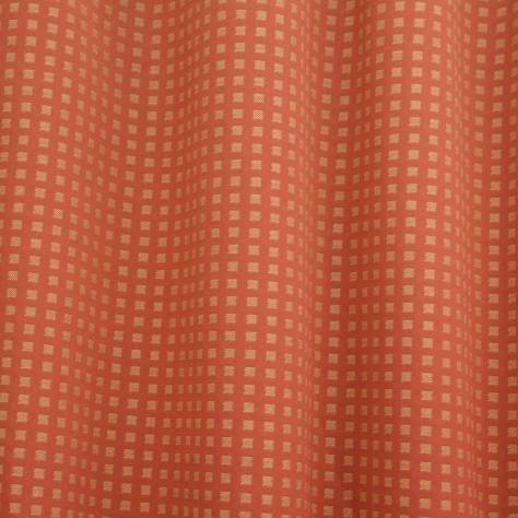 OUTLET SALES All Fabric Categories Cubic Fabric - Terracotta - CUB0010