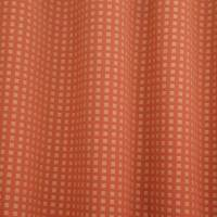 Cubic Fabric - Terracotta