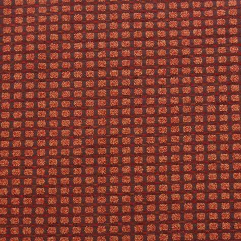 OUTLET SALES All Fabric Categories Cube Fabric - Terracotta - CUB0011