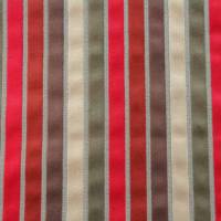 Casadeco Dolce Vita Fabric - Rouge