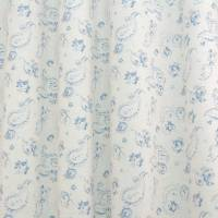 Evelina Fabric - Wedgewood