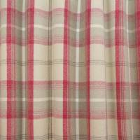 Fryetts Balmoral Fabric - Cranberry