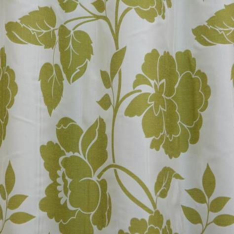 OUTLET SALES All Fabric Categories Gardenia Fabric - Lime - GAR002