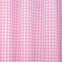 Gingham Fabric - Pink