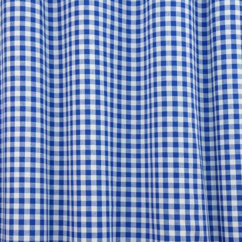 OUTLET SALES All Fabric Categories Gingham Fabric - Blue - GIN003