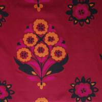 Harlequin Floral Memi Fabric - Red