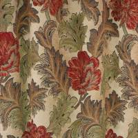 iLiv Hamington Fabric - Red