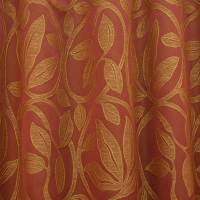 Ivy leaf Fabric - Terracotta