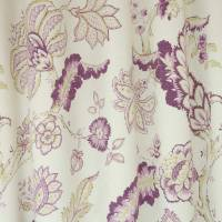 Jacobean Fabric - Purple