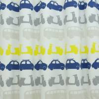 John Lewis Cars Fabric - Multi