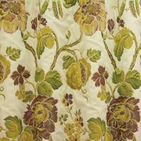 Karen Fabric - Plum