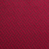 Kyra Brick Fabric - Red