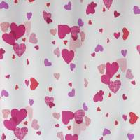 Love Hearts Fabric - 135916