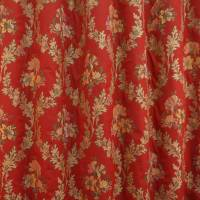 Lugano Fabric - Red