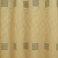 Makintosh Fabric - Gold/Black