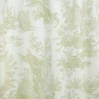 Mazelle Fabric - Green