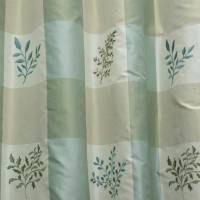 Meadow Fabric - Aqua Marine