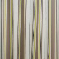 Metro Stripe Fabric - Taupe