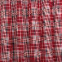Morris Jackson Durham Fabric - Red