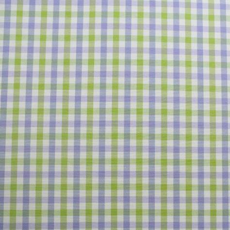 OUTLET SALES All Fabric Categories Hereford Fabric - Green/Lilac - HER001
