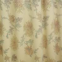 Mums Fabric - Antique