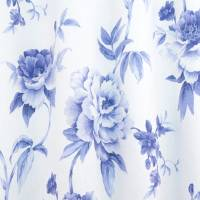 Nostalgia Fabric - China Blue