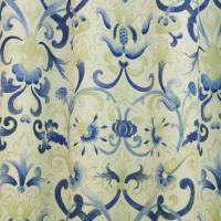 Parterre Fabric - Blue