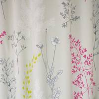 Sanderson Summer Meadow Fabric - Magenta