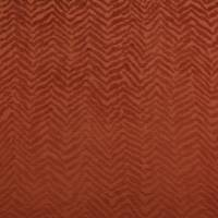 Flame Fabric - Terracotta