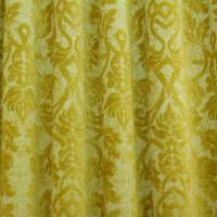 Gulliver Fabric - Gold/Beige