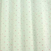 Happy World Dots Fabric - Rose