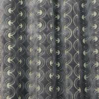 Swirl Fabric - Grey