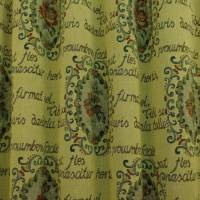 Trellis Fabric - Antique