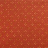 Star Fabric - Terracotta