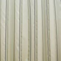Stripe Fabric - Black/Gold