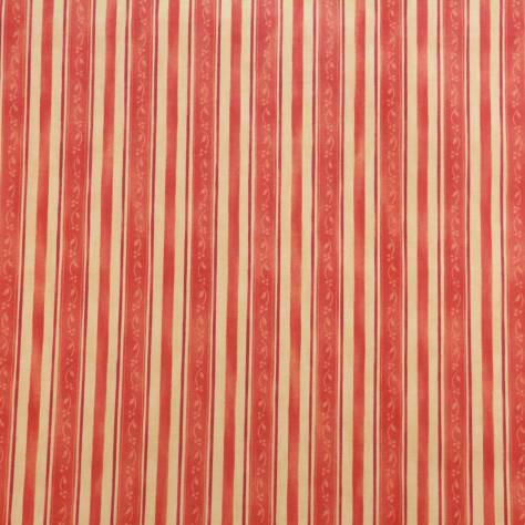 OUTLET SALES All Fabric Categories Stripe Fabric - Rust - STR009