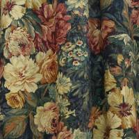 Sweet Briar Fabric - Indigo