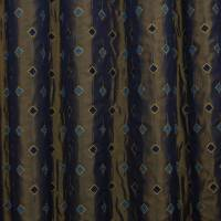 Tiberio Fabric - Blue/Navy