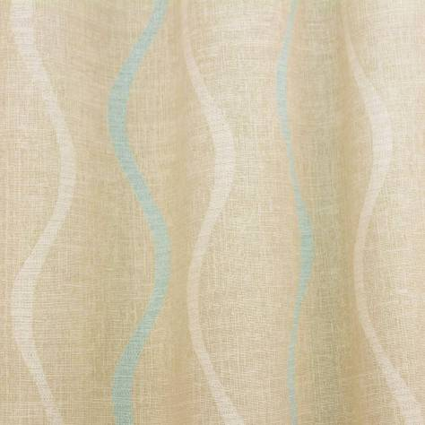 OUTLET SALES All Fabric Categories Wave Fabric - Duckegg - WAV001