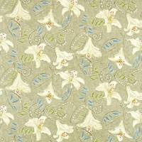Angelica Fabric - Silver