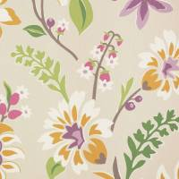 Myrtle Fabric - Berry/Multi