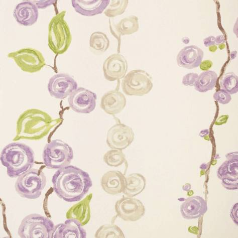 OUTLET SALES Morris / Sanderson Exclusive Clearance! Olida Fabric - Lavender/Linden - 222721C