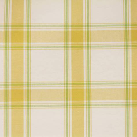 OUTLET SALES Morris / Sanderson Exclusive Clearance! Brighton Fabric - Yellow Apple/Ivory - 233876C