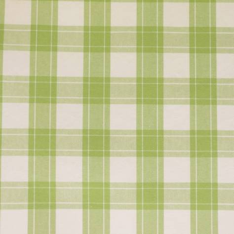 OUTLET SALES Morris / Sanderson Exclusive Clearance! Appledore Fabric - Apple/Ivory - 233887C