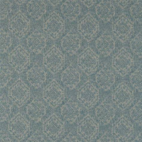 OUTLET SALES Morris / Sanderson Exclusive Clearance! Savary Fabric - Teal - 233950C